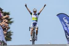 Tiffany Cromwell Solos to Victory on Stage Two of Mitchelton Bay Cycling Classic