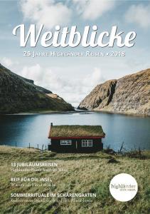 Titel Weitblicke - Highländer Magazin