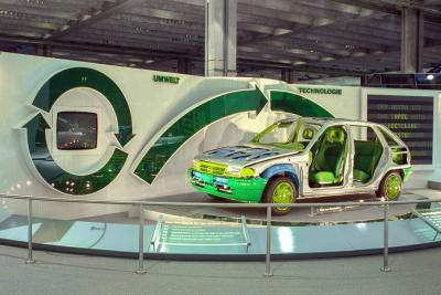 1991 Opel Astra IAA Frankfurt