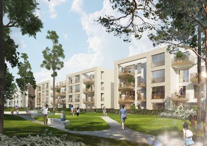 Auf dem Gelände des Clouth-Quartiers in Köln-Nippes baut die WHS voraussichtlich ab Frühjahr/Sommer. nächsten Jahres 52 Ein- bis Vier-Zimmer-Wohnungen