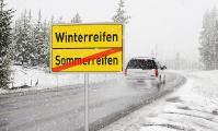 Höchste Zeit für Winterreifen