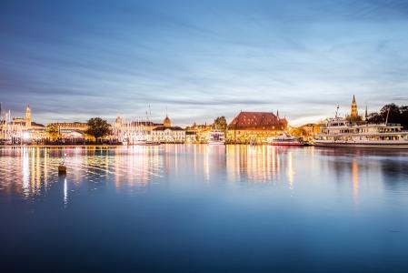 Konstanz Panorama / Bildnachweis: MTK Dagmar Schwelle