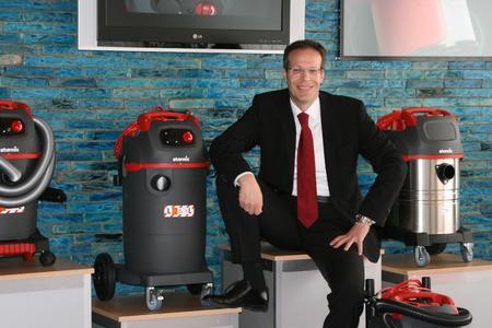Stefan Benner ist seit April 2015 als Produktmanager für die Marken Starmix und Haaga tätig / Foto: Starmix/ELECTROSTAR GmbH
