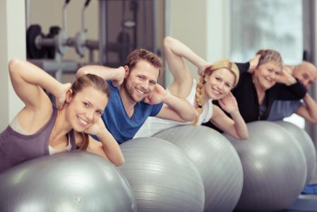 Rücken-Fit:  Mit viel Spaß in fünf Wochen zum gesunden Rücken