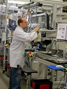 Ausbau der Produktionskapazitäten für medizinische Systeme