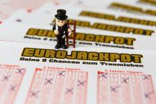 Ein Abo-Spielteilnehmer aus Dänemark konnte den Eurojackpot knacken. Seine Ausbeute beträgt rund 33,2 Millionen Euro  (Foto: MünsterView)