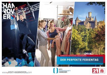Der perfekte Ferientag - Motiv mit Marienburg