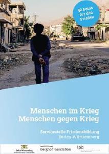 """Bilderset """"Menschen im Krieg - Menschen gegen Krieg"""" - 40 Fotos für den Frieden"""