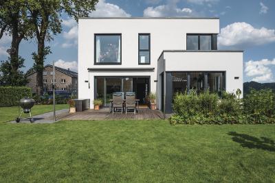 Homestory: Einfamilienhaus im Bauhaus-Stil