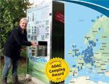 CamperClean: Die vollautomatische Entleerungs  und Reinigungsstation für Toilettenkassetten / Foto: www.camperclean.de