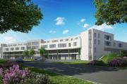 DSK Nr. 46 Pflegezentrum Prüm Frontansicht