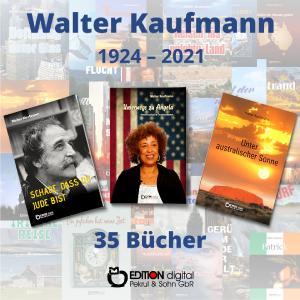 Walter Kaufmann verstorben