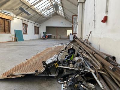 Dortmunder Schrottsammler bieten kurzfristige Schrottabholung Termine