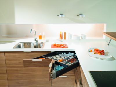 Platz ist in der kleinsten Küche: Stauraum optimal nutzen, Immowelt ...