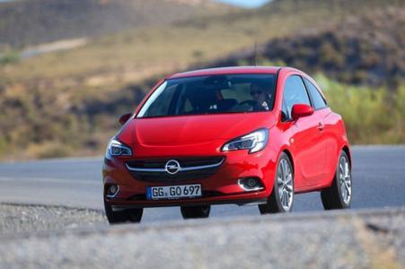 Zugpferd: Der neue Opel Corsa, für den bereits 85.000 Bestellungen vorliegen, rollt gerade zu den Händlern, © GM Company