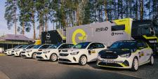 First Opel Corsa-e Rally Cars Delivered to Customers