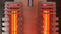 Infrarotstrahler - Saunabau Döbele