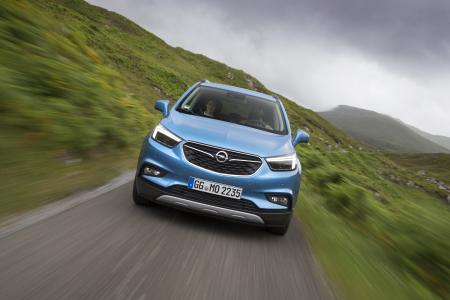 Wachsende Beliebtheit: In Deutschland setzte sich der neue Opel Mokka X im November an die Spitze in seinem Segment