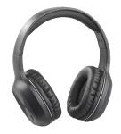 auvisio Over-Ear-Headset OHS-360.bt mit Bluetooth 4.1 & Active Noise Cancelling bis 15 dB