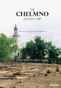 """Buch-Cover von """"The Chelmno Death Camp"""""""