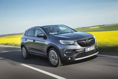 Rundum-Sorglos-Paket jetzt auch für den Opel Grandland X: Für den stylishen Newcomer gibt's ab sofort die Opel Flat