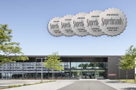 Auszeichnung für Stiebel Eltron: Superbrand