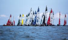 Sylt Sailing Week 2014 starts with the Final Race