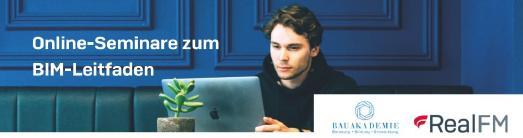 Neue Online-Seminarreihe zum BIM-Leitfaden BIM2FM   Modul 4