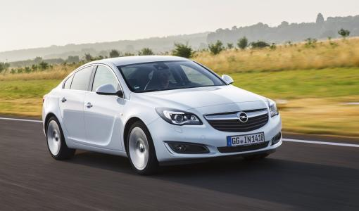 Auto Test-Sieger 2016: Opel Insignia gewinnt seine Klasse / Foto: Adam Opel AG