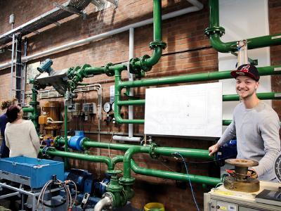 Letzte Chance auf Studienplatz im Maschinenbau an der FH Lübeck / Foto: FH Lübeck