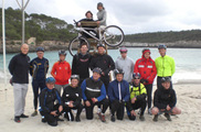 Mountain-Biking-Tour auf Mallorca Januar/Februar