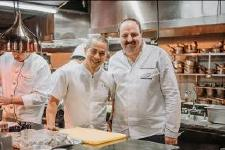 """Two Friends - One Cuisine""  Asia meets Germany - Johann Lafer trifft Chef Wai"
