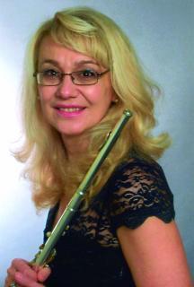 Nadja Paschew-Flöte