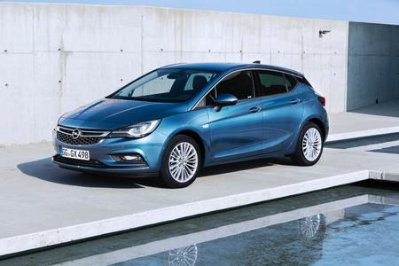 Driving force: The new Opel Astra is well received by the customers and was sold over 18,000 times across Europe in February alone
