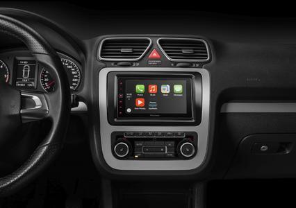 Pioneer erweitert die Reihe Apple Carplay-Kompatibler Produkte mit dem neuen AppRadio SPH-DA120