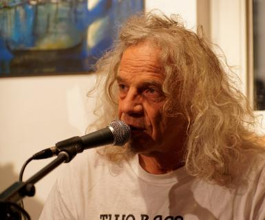 "04.Mai 20 Uhr: Blues-Night mit Slavko Hilvert ""Twoo-Bags-Bluesman"" SR"