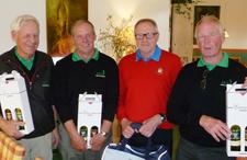 Heart of Golf Seniorenturnier im GC Ottenstein
