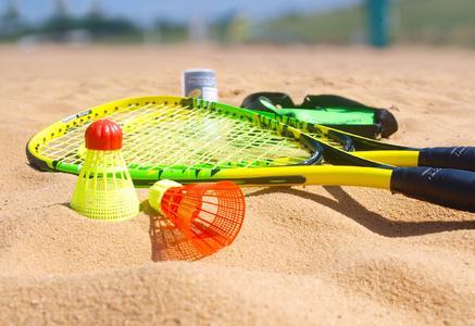 Speed Badminton Set Speed 4000