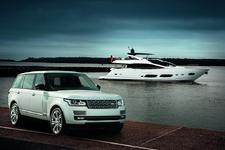 """boot 2014"": Deutschlandpremiere des luxuriösen Range Rover in Langversion"