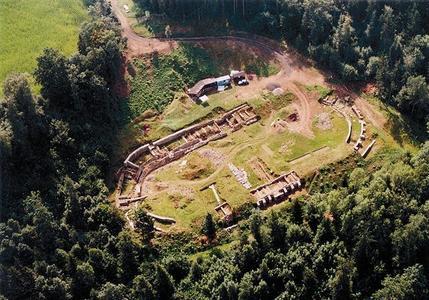 Die frühchristliche Basilika von Virunum wurde wohl in der zweiten Hälfte des 4. Jhs. n. Chr. errichtet. Eine erste Erwähnung erfolgte beim Konzil von Serdica/Sofia 343 n. Chr.