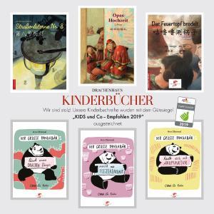 Ausgezeichnete Kinderbücher!