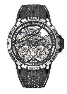 Der Pirelli ICE ZERO 2 inspirierte Roger Dubuis zur 'Beschlagen Uhr'