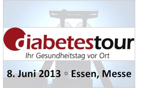 diabetestour Essen
