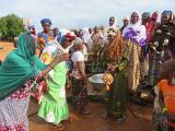 4: Sensibilisierung der Bevölkerung für Hygiene und rationelles Wassermanagement durch den Wasserausschuss
