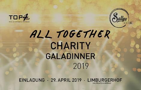 "Exklusive Charity Veranstaltung zu Gunsten der ""Sallys Stiftung"" am 29. April 2019 ""La Maison chez Kudi"" im Golfpark Kurpfalz Limburgerhof"