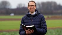 """""""Herausforderung Jesus – Das Johannesevangelium"""" mit Pastor Marcel Wieland   Foto: Gerald Weigend"""