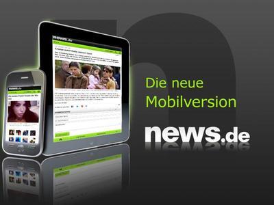 News.de macht sich mobil / Nachrichtenportal nun auch unterwegs abrufbar