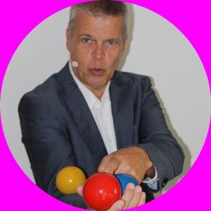 Motivator, Moderator & Jonglator Stephan Ehlers