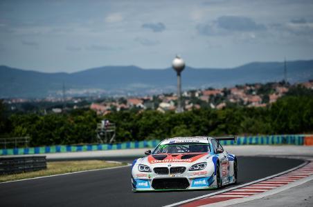 BMW M6 GT3, BMW Team Teo Martín, GT International Open