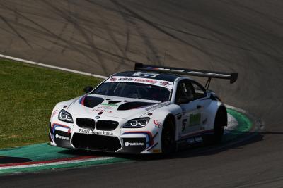 BMW Team Italia, BMW M6 GT3, Imola